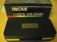 Sanyo INCAS Tape Eraser