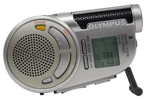 Olympus DW-90 diktafon