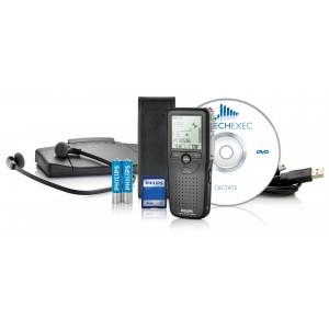 Philips LFH9399 digital diktermaskine starterkit semi-pro