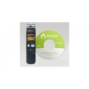 Sony ICD-SX712D diktafon  med talegenkendelse