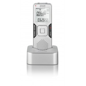 Philips LFH0888 Voice Tracer digital diktafon med dockingstation