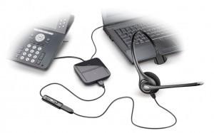 Plantronics MDA200 smart switch