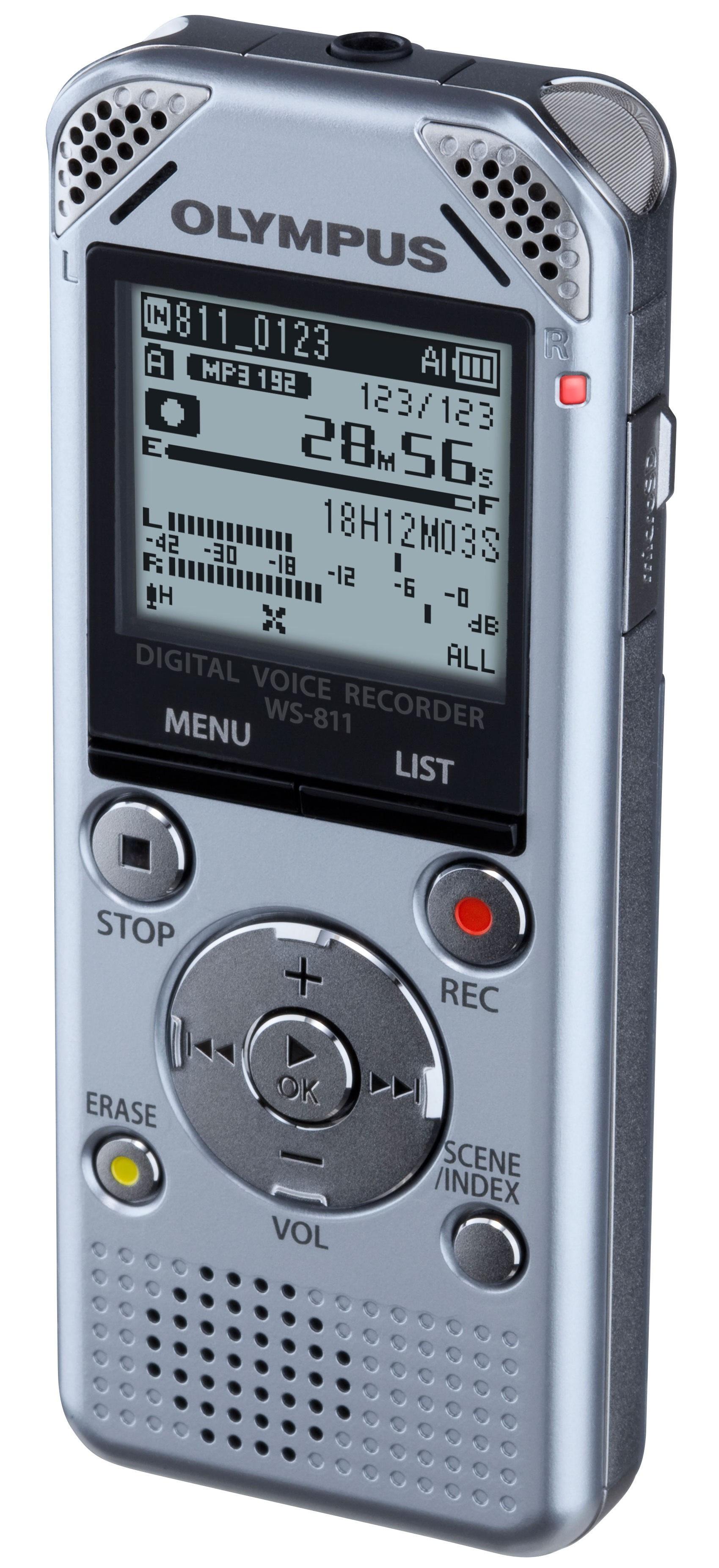Olympus WS-811 diktafon