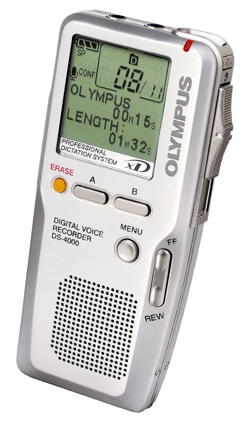Olympus DS-4000 diktermaskine