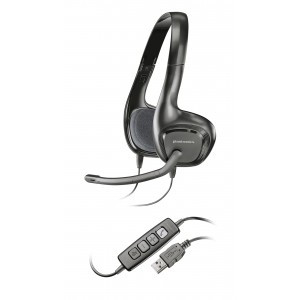 Plantronics Audio 628 USB headset