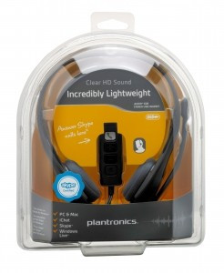Plantronics Audio 628 USB headset