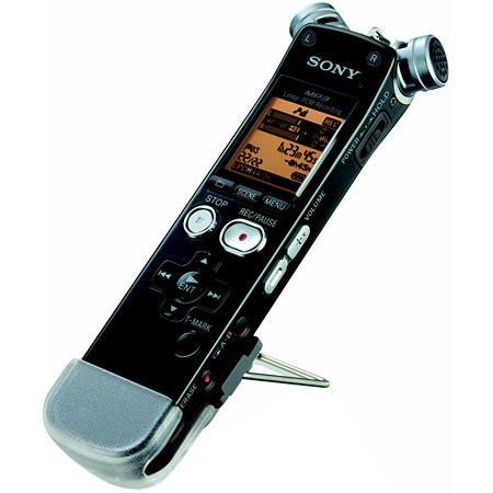 Sony ICD-SX712 diktafon med fod
