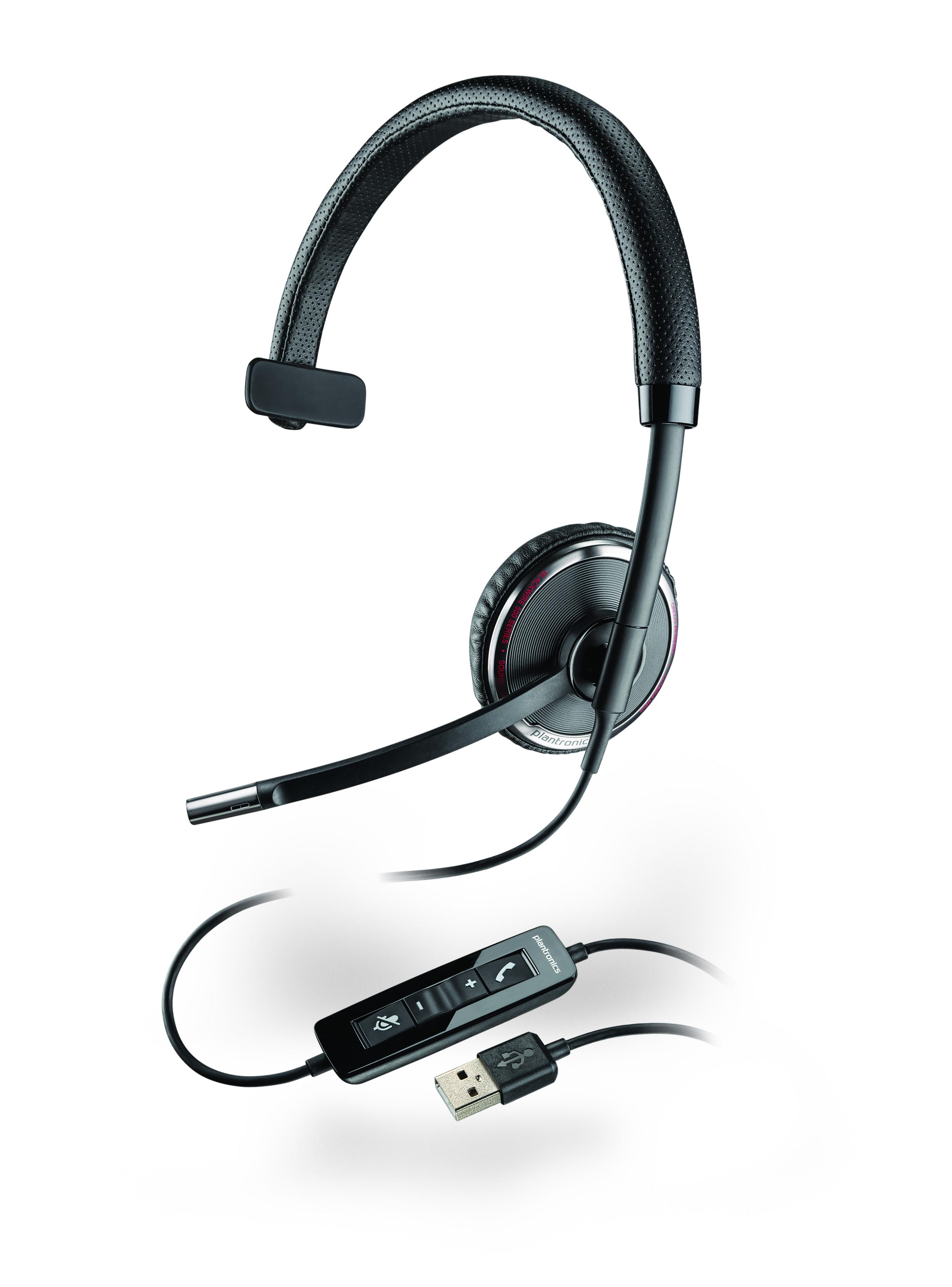 Plantronics Blackwire C510-M