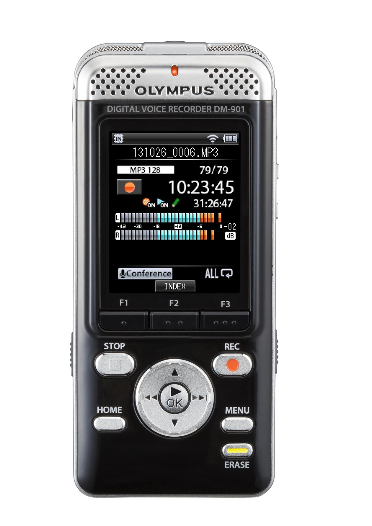 Olympus DM-901 diktafon