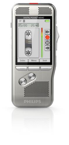 Philips DPM-8200 Digital Diktermaskine diktering
