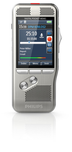 Philips DPM-8200 Digital Diktermaskine