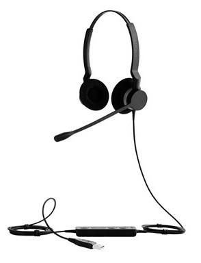 Jabra BIZ 2300 USB Microsoft Lync Duo headset