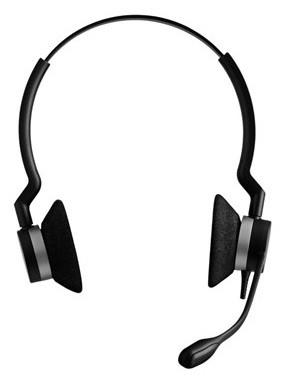 Jabra BIZ 2300 USB UC Duo headset
