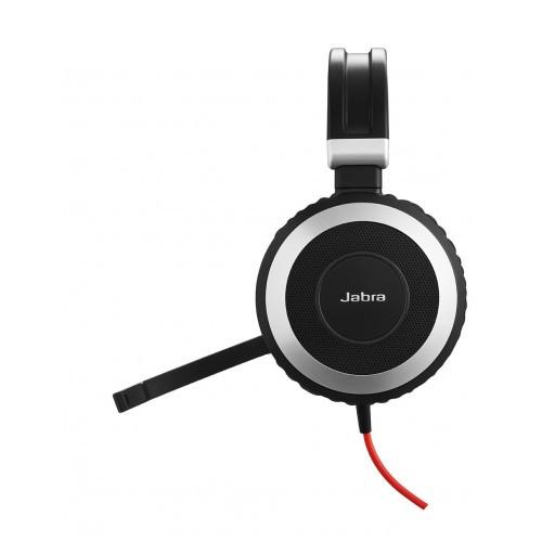 Jabra Evolve 80 UC Stereo profil