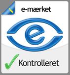 E-Mærke Certifikat