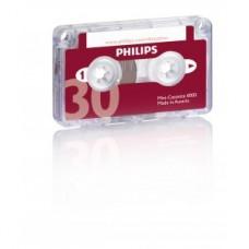 Mini cassette diktering